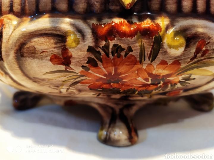 Antigüedades: PRECIOSA SOPERA CAPODIMONTI, ÚNICA, VER - Foto 9 - 177845563