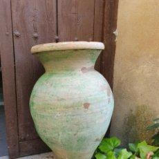 Antigüedades: TINAJA MANCHEGA.. Lote 177873412