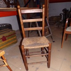 Antigüedades: SILLA ENEA. Lote 177881785