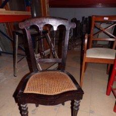 Antigüedades: SILLA. Lote 177881867