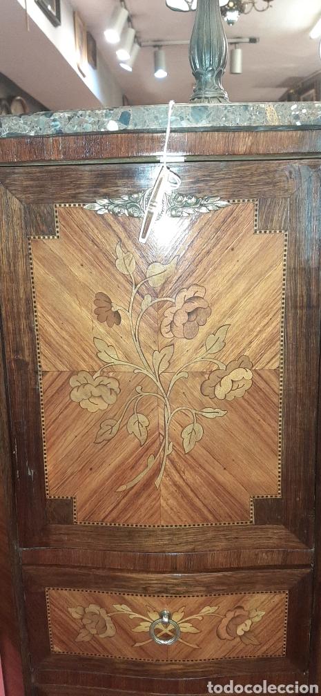 Antigüedades: Mueble abatan escritorio - Foto 3 - 177982563