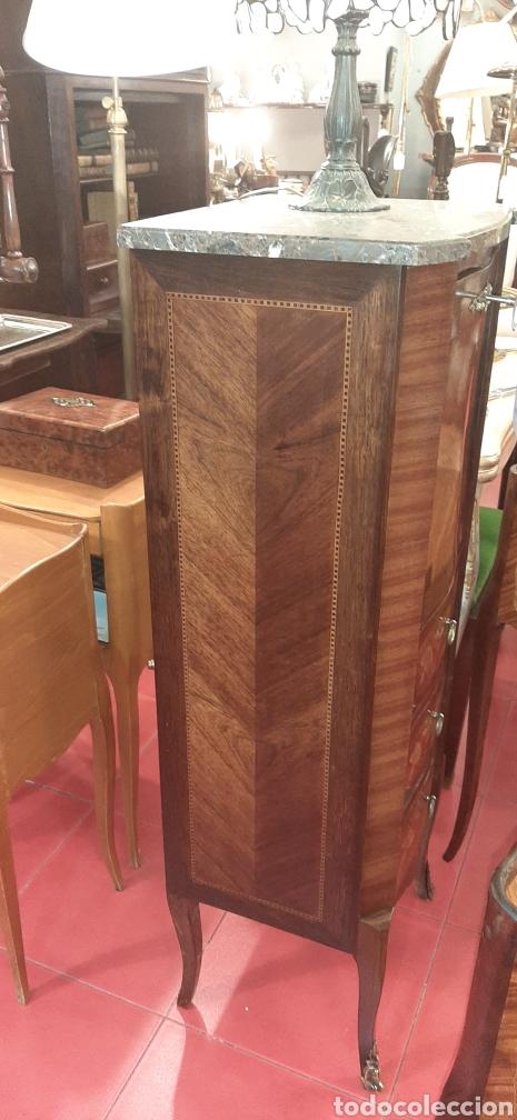 Antigüedades: Mueble abatan escritorio - Foto 5 - 177982563