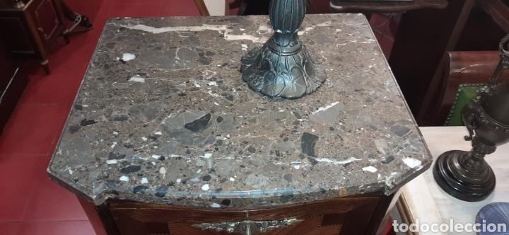 Antigüedades: Mueble abatan escritorio - Foto 6 - 177982563