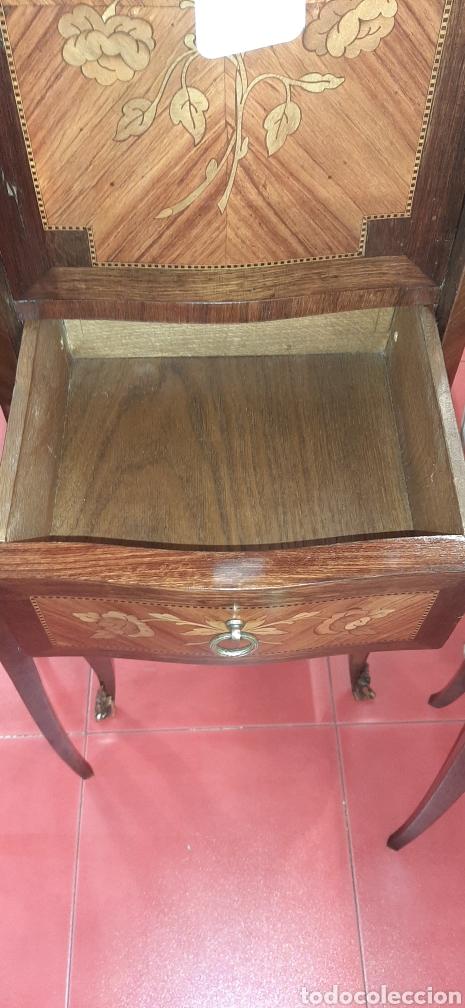 Antigüedades: Mueble abatan escritorio - Foto 7 - 177982563