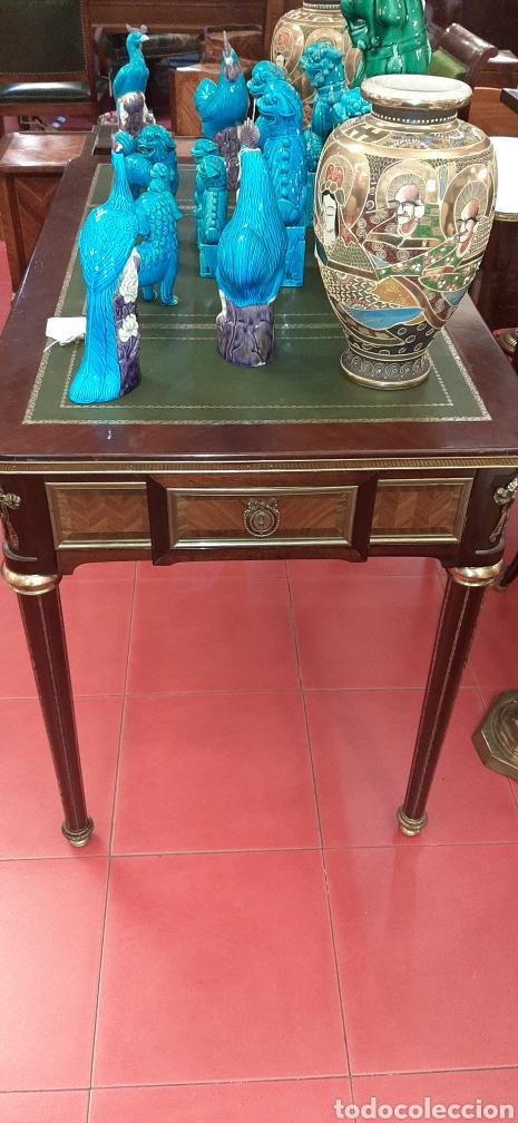 Antigüedades: Mesa escritorio despacho - Foto 2 - 177983772