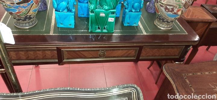 Antigüedades: Mesa escritorio despacho - Foto 3 - 177983772