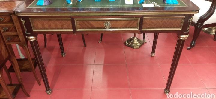 MESA ESCRITORIO DESPACHO (Antigüedades - Muebles Antiguos - Mesas de Despacho Antiguos)