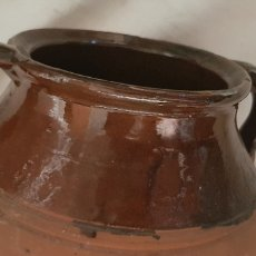 Antigüedades: CAZUELA 2 ASAS. Lote 178048043
