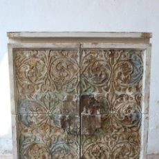 Antigüedades: MUEBLE ARMARIO INTERMEDIO. Lote 178077320