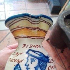 Antigüedades: JARRA ROBADA EN LAS CUEVAS A LA LUZ DE LAS CANDELAS. Lote 178095699