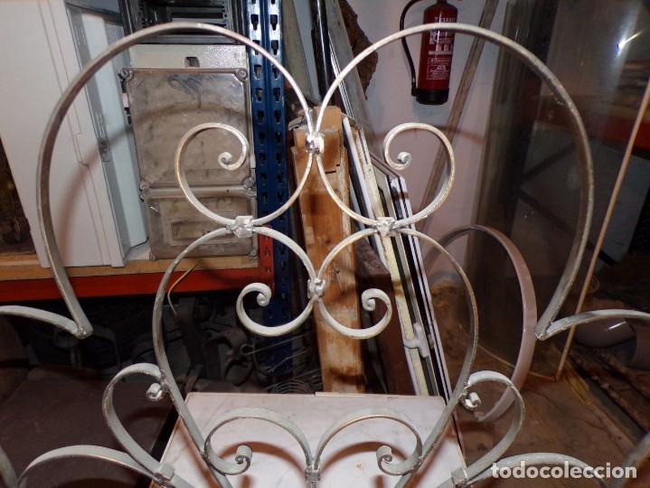 Antigüedades: cabezal cama madera - Foto 2 - 178100112