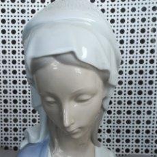 Antigüedades: BUSTO DE LA VIRGEN MARIA, DE LLADRÓ. Lote 178107447