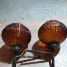 Antigüedades: DOS LAMPARAS BONITAS. Lote 178156534