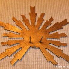 Antigüedades: HALO, POTENCIA, CORONA PARA IMAGEN RELIGIOSA. Lote 178186905
