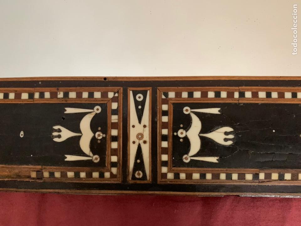Antigüedades: Marco de taracea - Foto 10 - 178199806