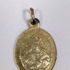 Antigüedades: MEDALLA CONMEMORATIVA SANTA TERESA DE JESÚS AÑO 1873 - AE93. Lote 178204235
