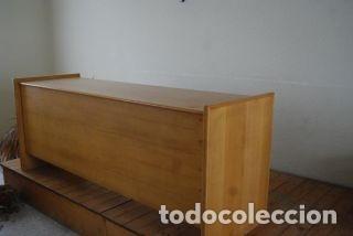 MESA RECTANGULAR DE MADERA (Antigüedades - Muebles Antiguos - Mesas Antiguas)
