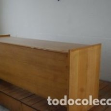 Antigüedades: MESA RECTANGULAR DE MADERA. Lote 178219833