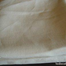 Antigüedades: LINO 184 POR 105 PUNTO DE AJUSTE FALDON 26. Lote 178221630