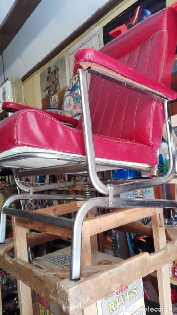Antigüedades: sillon reclinable y mecedora - Foto 2 - 178258788