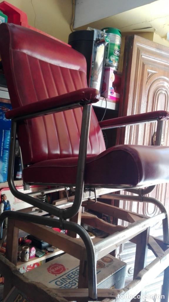 Antigüedades: sillon reclinable y mecedora - Foto 3 - 178258788