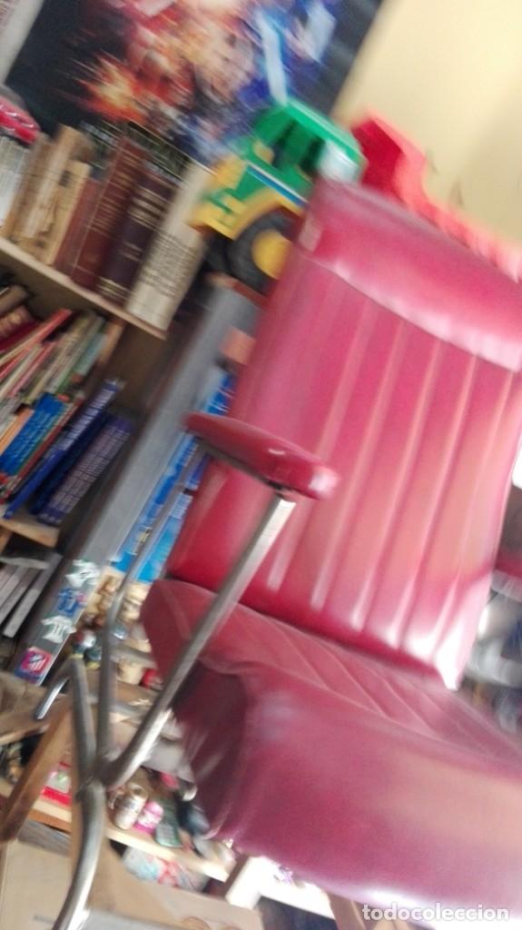 Antigüedades: sillon reclinable y mecedora - Foto 5 - 178258788