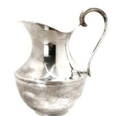 Antigüedades: JARRA DE ALPACA. Lote 178265433