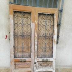 Antigüedades: ANTIGUA PUERTA. Lote 178275363