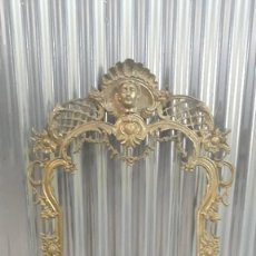 Antigüedades: MARCO BRONCE DORADO . Lote 178279850