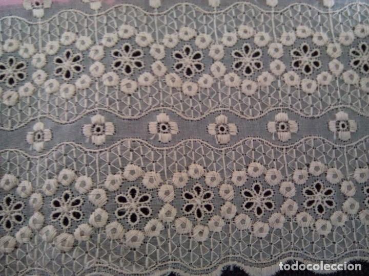 Antigüedades: *SABANA A ESTRENAR. ALGODON.2,10 M (RF:LL-. /e) de - Foto 4 - 178283890