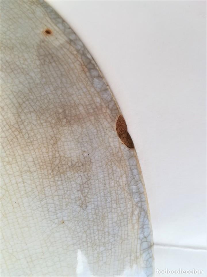Antigüedades: PLATO DE CERAMICA INGLESA,LUSITANIA ROYAL,AÑO 1905-DE BUQUE HUNDIDO POR TORPEDO,SIMILAR COMO TITANIC - Foto 6 - 178288077