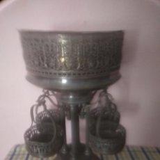 Antigüedades: IMPRESIONANTE CENTRO MESA ÉPOCA NAPOLEÓN . Lote 178345831