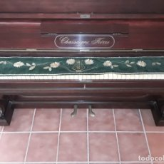 Antigüedades: PIANO CHASSAIGNE FRÈRES. MODERNISTA. AÑOS 20. CON FACTURA ORIGINAL !!!!!. Lote 178374146
