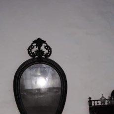 Antigüedades: ESPEJO CORNUCOPIA ALFONSINO.. Lote 178379637
