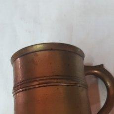 Antigüedades: JARRA BRONCE. Lote 178380400