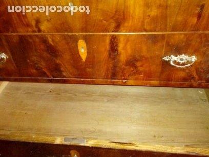 Antigüedades: Cómoda nogal - Foto 4 - 176085840