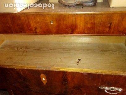 Antigüedades: Cómoda nogal - Foto 5 - 176085840