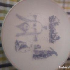 Antigüedades: PLATO FIRMADO . Lote 178386028