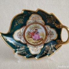 Antigüedades: PORCELANA ANTIGUA DE ALEMANIA 1921, DRESDEN. Lote 178396572