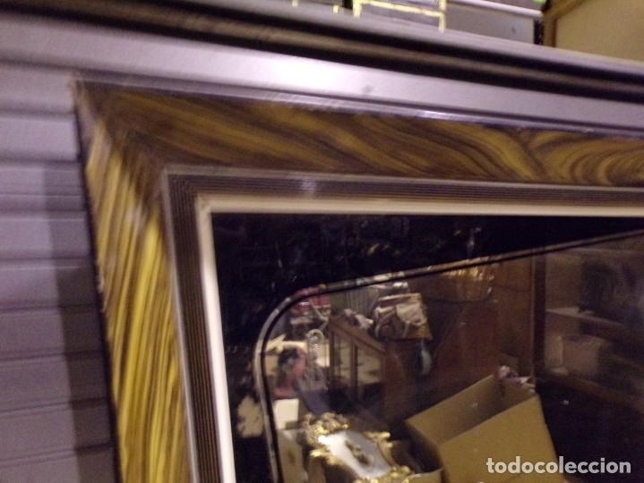 Antigüedades: espejo vintage - Foto 2 - 178447603
