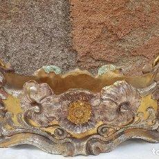Antigüedades: JARDINERA MODERNISTA SOBREMESA. Lote 178565877