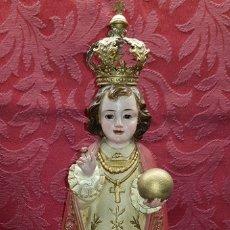Antigüedades: NIÑO JESÚS DE PRAGA. Lote 178572086