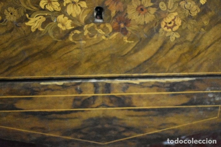 Antigüedades: ESPECTACULAR ARMARIO ALFONSINO - Foto 9 - 178594038