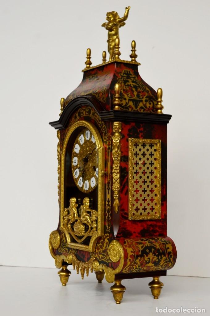 Antigüedades: FHS, reloj de mesa - Foto 7 - 178598558