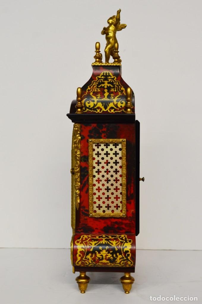Antigüedades: FHS, reloj de mesa - Foto 8 - 178598558