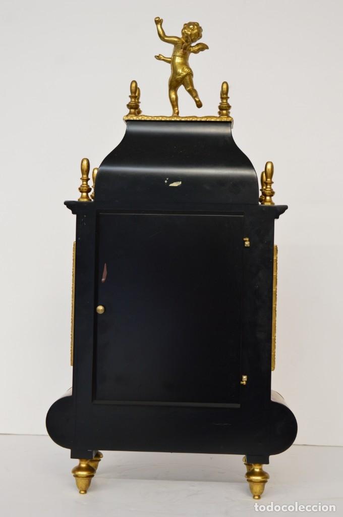 Antigüedades: FHS, reloj de mesa - Foto 10 - 178598558