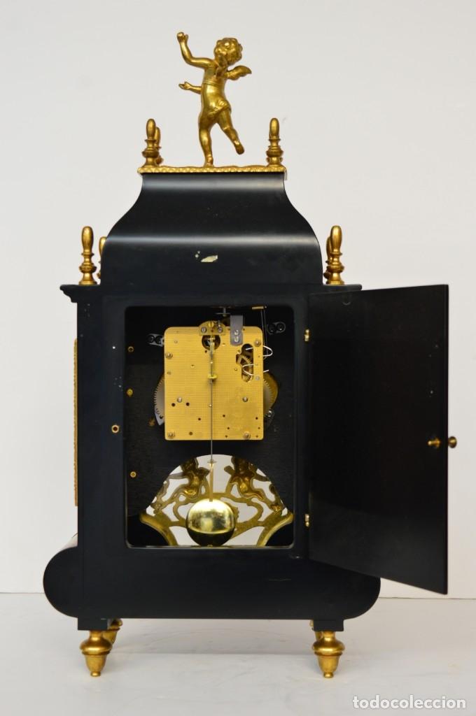 Antigüedades: FHS, reloj de mesa - Foto 11 - 178598558
