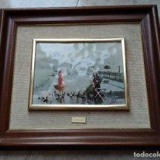 Antigüedades: CUADRO E. BELDA. Lote 178618778