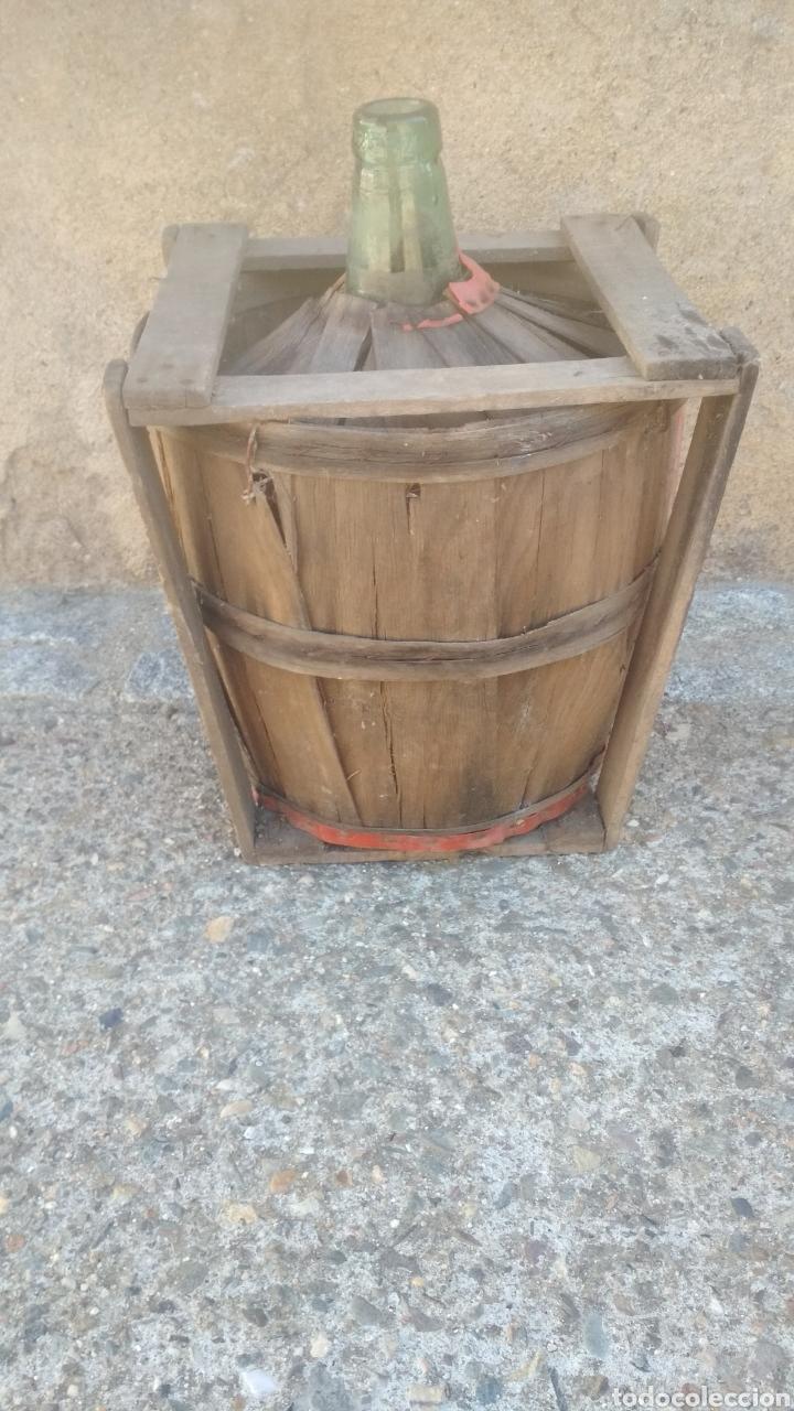 Antigüedades: Garrafa de a cantaro. - Foto 2 - 178685822