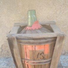 Antigüedades: GARRAFA DE A CANTARO.. Lote 178685822